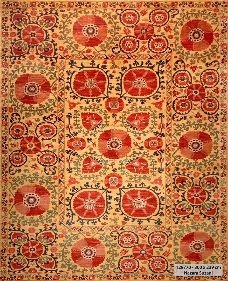 SUZANI – contemporary production of carpets