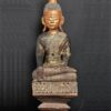 Burmese -Tai Lue- Wooden Seated