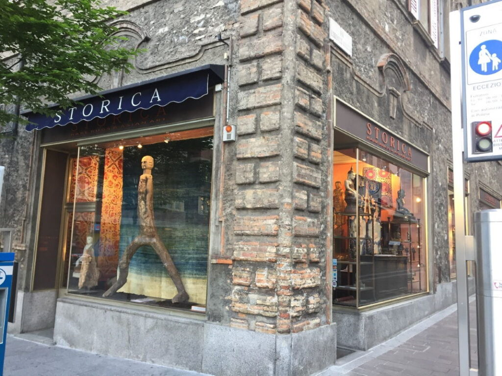 Storica Lugano Vetrine