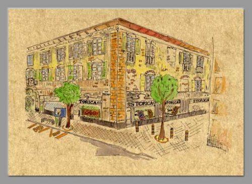Storica SA Lugano Tappeti antichi